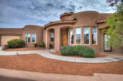 Rio Rancho Single Family Home For Sale: 5805 Rio Animas Road NE