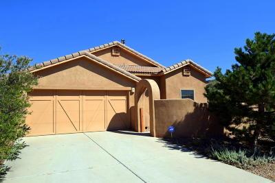 Bernalillo Single Family Home For Sale: 1115 San Augustin Drive