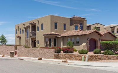 Albuquerque Single Family Home For Sale: 8619 Vintner Court NE