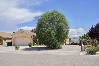Albuquerque Single Family Home For Sale: 3004 Dona Teresa Place SW