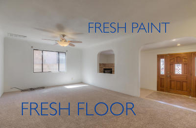 Albuquerque Single Family Home For Sale: 1306 Truman Street SE