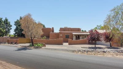 Corrales Single Family Home For Sale: 2 Indigo Place