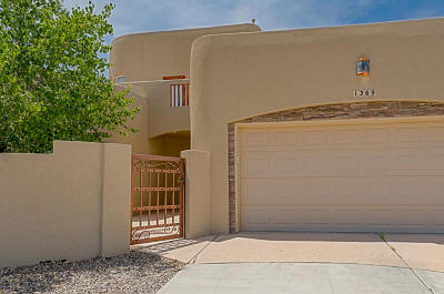 Rio Rancho Single Family Home For Sale: 1369 Wilkes Way SE
