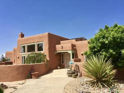 Corrales Single Family Home For Sale: 153 Silva Court