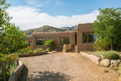 Albuquerque Single Family Home For Sale: 40 Tierra Monte Street NE