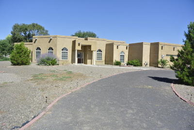 Valencia County Single Family Home For Sale: 3 Inspiration Drive