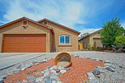 Albuquerque Attached For Sale: 1515 Silent Meadows Place SW