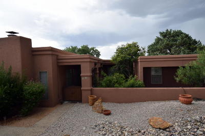 Albuquerque Single Family Home For Sale: 1615 Wagon Train Drive SE