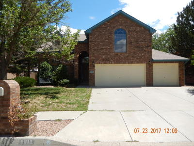 Rio Rancho Single Family Home For Sale: 2812 W Island Loop SE