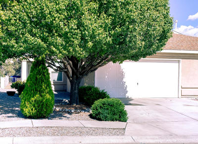 Albuquerque Attached For Sale: 324 Escena Street SE
