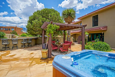 Single Family Home For Sale: 12407 Ranchitos Road NE