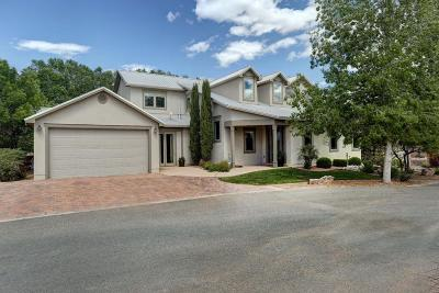 Bernalillo Single Family Home For Sale: 528 Avenida Los Suenos