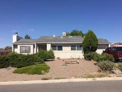 Rio Rancho Single Family Home For Sale: 671 Ivory Road SE