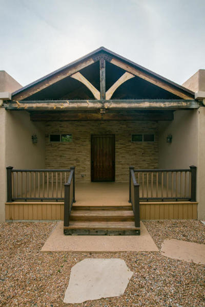Tijeras, Cedar Crest, Sandia Park, Edgewood, Moriarty, Stanley Single Family Home For Sale: 4 Teypana Drive