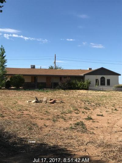 Valencia County Single Family Home For Sale: 12 Ute Court