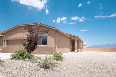 Rio Rancho Single Family Home For Sale: 110 Landing Trail NE