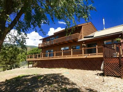 Tijeras, Cedar Crest, Sandia Park, Edgewood, Moriarty, Stanley Single Family Home For Sale: 3 Fawn Road