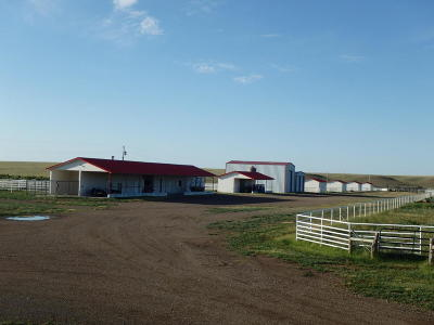Farm & Ranch For Sale: High Hope Facilities