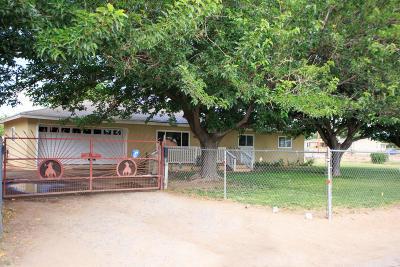 Valencia County Single Family Home For Sale: 11 San Fernando Road