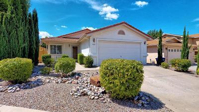 Albuquerque Single Family Home For Sale: 7128 Bloodstone Road NE