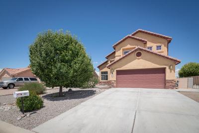 Valencia County Single Family Home For Sale: 121 El Mundo Road