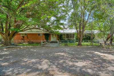 Valencia County Single Family Home For Sale: 311 Schmidt Place SW