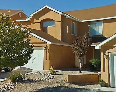 Rio Rancho Single Family Home For Sale: 1817 Chicoma Road NE