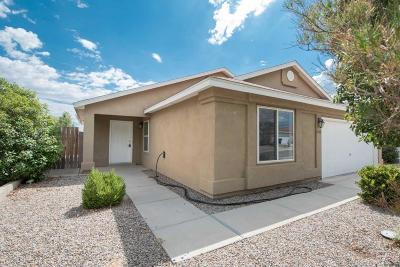 Albuquerque Single Family Home For Sale: 6016 Costa Brava Avenue NW