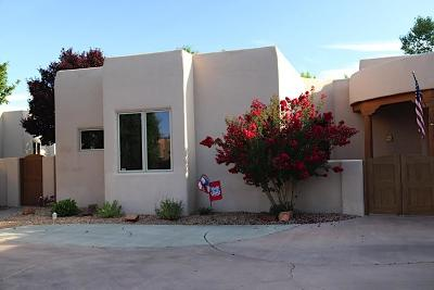 Albuquerque Single Family Home For Sale: 2901 Aloysia Lane NW