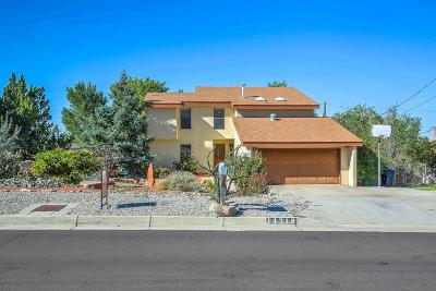 Albuquerque Single Family Home For Sale: 14312 Oakwood Place NE