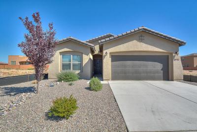 Albuquerque NM Single Family Home For Sale: $197,000