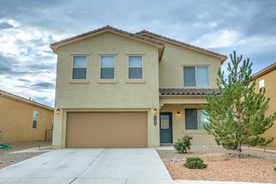Rio Rancho Single Family Home For Sale: 7232 Skagway Drive NE