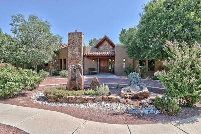 Albuquerque Single Family Home For Sale: 3520 Campbell Farm Lane NW
