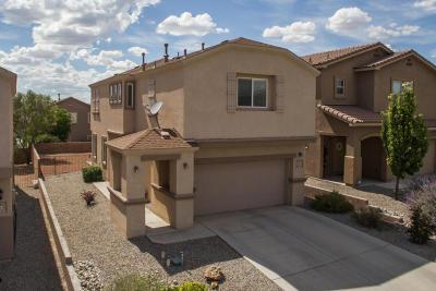 Rio Rancho Single Family Home For Sale: 2631 Violeta Circle SE