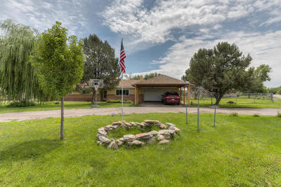 Valencia County Single Family Home For Sale: 22 Terry Lane
