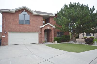 Albuquerque NM Single Family Home For Sale: $398,000