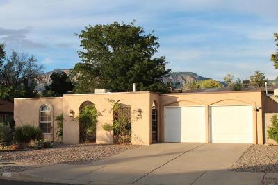 Albuquerque Single Family Home For Sale: 5324 Lucille Drive NE