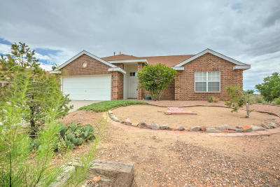 Valencia County Single Family Home For Sale: 12 Cedar Avenue