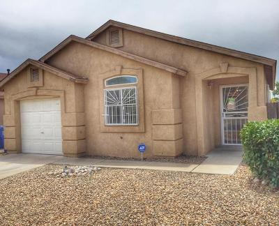 Albuquerque Single Family Home For Sale: 7420 Old Aspen Road SW