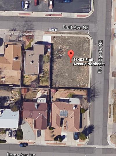 Residential Lots & Land For Sale: 13408 Fruit Avenue NE