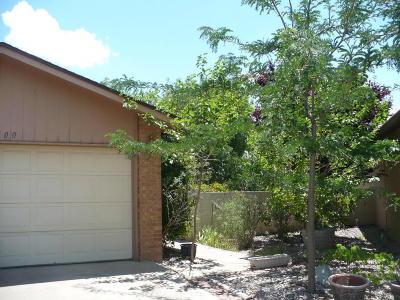 Albuquerque Single Family Home For Sale: 10400 Lagrange Park Drive NE