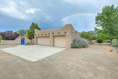 Corrales Single Family Home For Sale: 744 Trujillo Lane