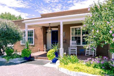 Albuquerque Single Family Home For Sale: 3509 Avenida Charada NW