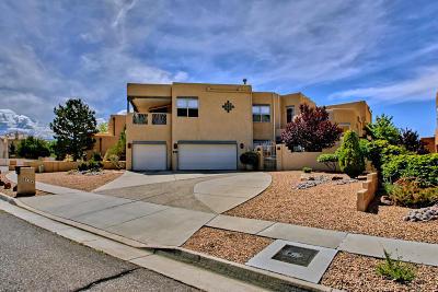 Albuquerque Single Family Home For Sale: 9108 Corona Avenue NE