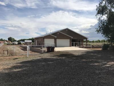 Valencia County Single Family Home For Sale: 18 Nube Bella Court