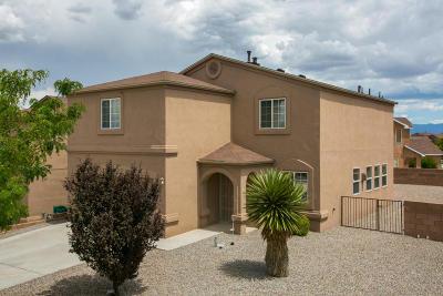 Rio Rancho Single Family Home For Sale: 1800 Chicoma Road NE