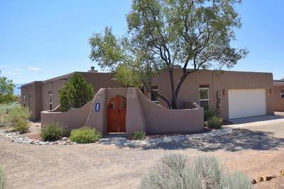 Corrales Single Family Home For Sale: 167 Tierra Encantada