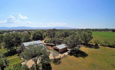 Valencia County Single Family Home For Sale: 9 Lara Lane