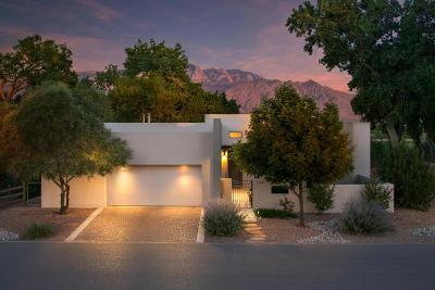 Bernalillo Single Family Home For Sale: 1114 Avenida Los Suenos
