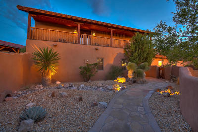 Placitas Single Family Home For Sale: 17 Tierra Madre Road